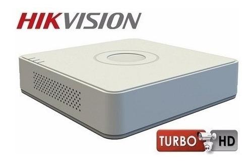 grabador hikvision dvr ds-7104hghi-f1 4 canales en red