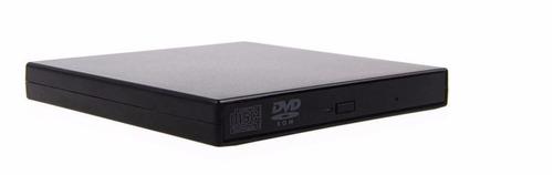 grabador lectora externo dvd ultra delgada