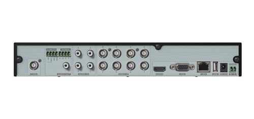 grabador provision-isr sh-8100a-2 dvr 8 canales  icb technol