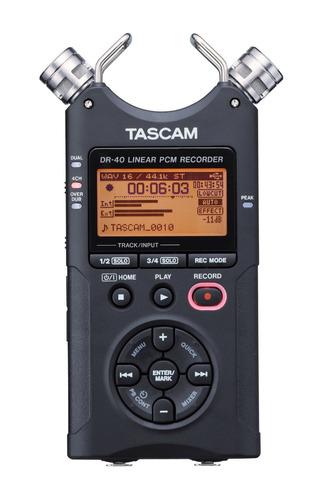 grabador tascan dr40 canon 60d 7d 5d t3i nikon