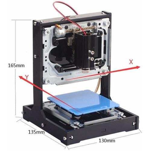 grabadora cnc laser mini router 1 watt alta potencia