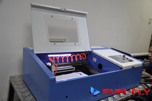 grabadora cortadora laser 2014 7ta generacion plotter cnc