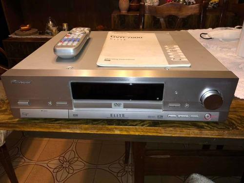 grabadora de dvd pioneer elite