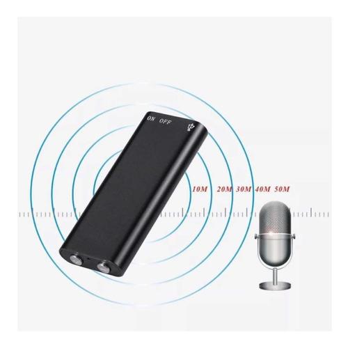 grabadora de voz mini  8gb mp3