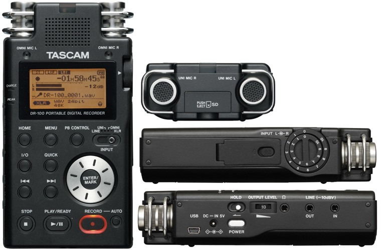 tascam dr 100 mkii manual