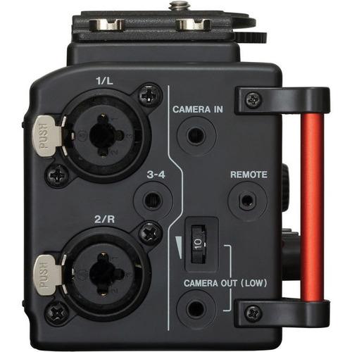 grabadora digital tascam dr-60d mkii de cuatro pistas