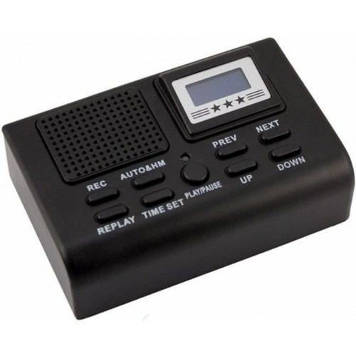 grabadora digital telefonica automatica profesional