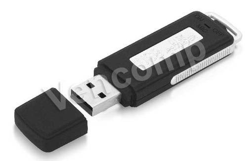grabadora digital voz audio mini usb wav plug and play dvr