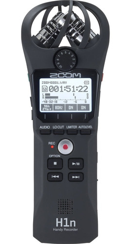 grabadora digital zoom h1n portatil -handy recorder ahora 12