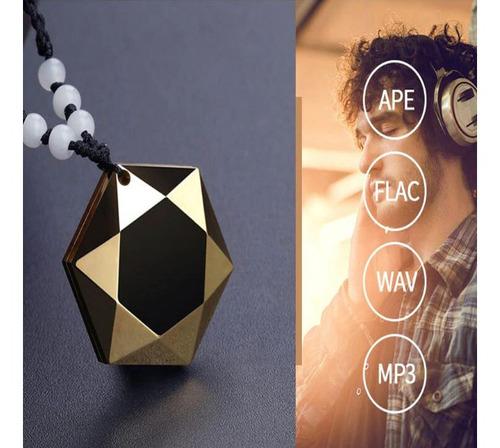 grabadora espia (tipo collar)