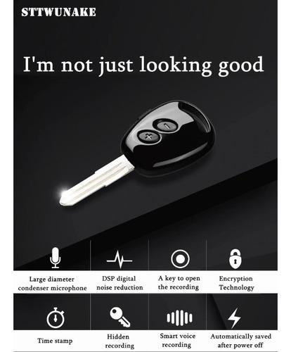 grabadora espia (tipo llave)