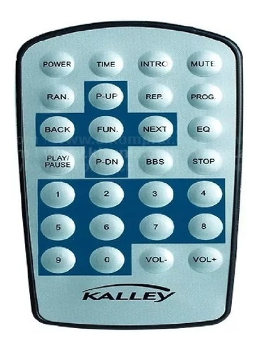grabadora kalley  k-bmau21 cd mp3 usb fm control