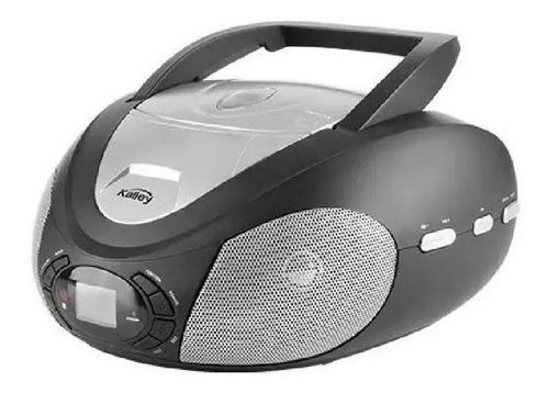 grabadora kalley k bmau21 cd mp3 usb fm control