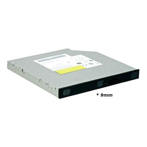 grabadora lectora para notebook cd dvd rw sata interna 9mm