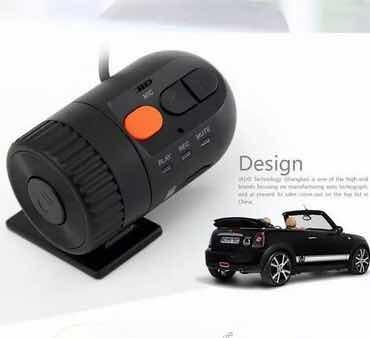 grabadora monitoreo de estacionamiento y conduccion