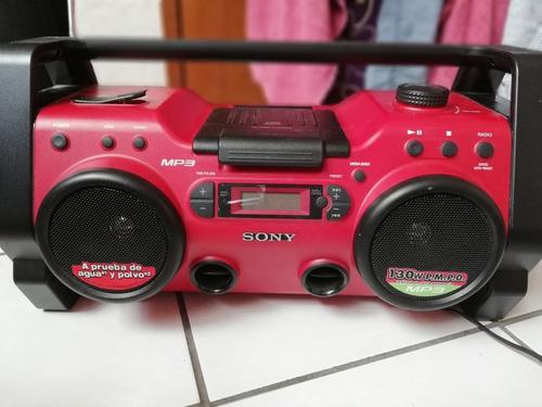 grabadora sony roja zs-h20cp