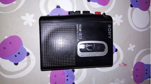 grabadora sony tcm 323