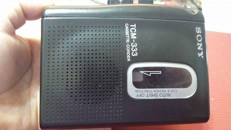 Sony TCM−333