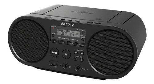 grabadora sony zs ps50 fm am usb cd mp3 wma entrada de audio