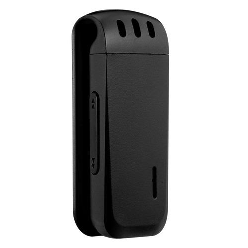 grabadora voz 0 wr-16 mini profesional 8gb digital negro