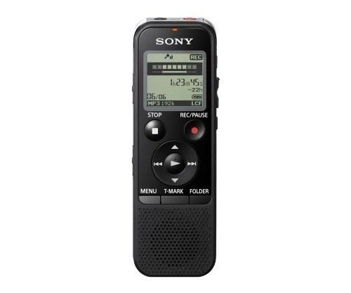 grabadora voz sony 4gb digital icd-px440, expand. 32gb