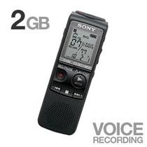 Grabadora Digital Marca Sony Px820 - 2gb - Mp3 - Usb