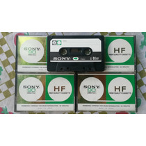Cassette Sony Metal Original