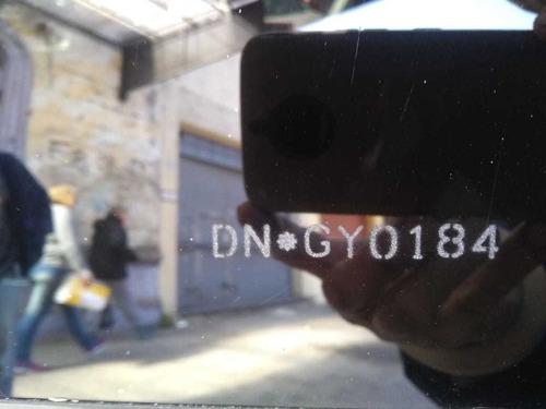 grabados de cristales reglamentarios arenados (vtv-policial)