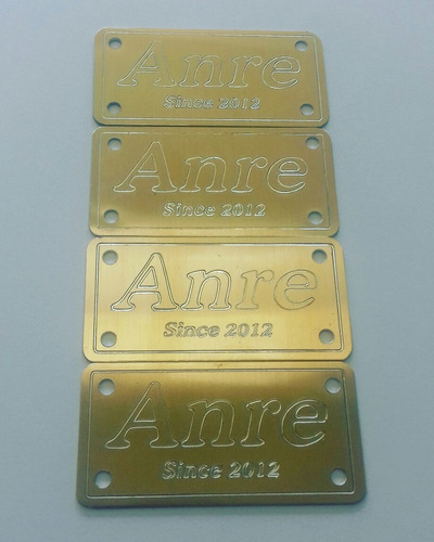 grabados letreros avisos acrilico metal madera vidrio placas