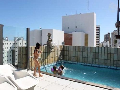 graça cobertura apartamento duplex no bairro da graça, r$ 1.400.000,00, (4 suites)  salvador, bahia ( 460 m/2 ) excelente localização  aceita permuta !!! - ts250 - 3054871