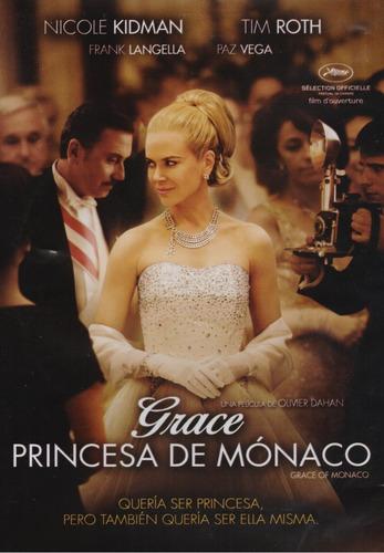grace princesa de monaco nicole kidman pelicula dvd
