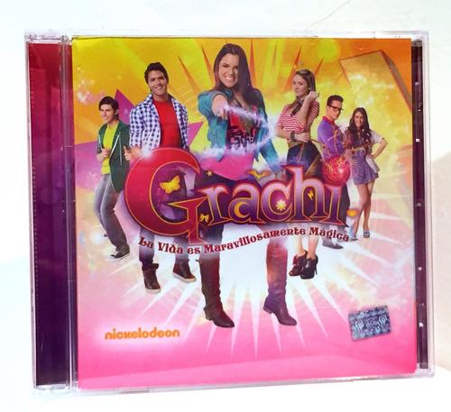 grachi cd soundtrack (nuevo)