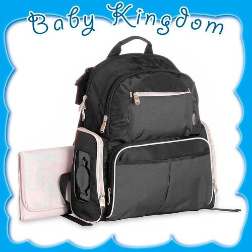 graco mochila grande maternal pañalero de lujo con cambiador