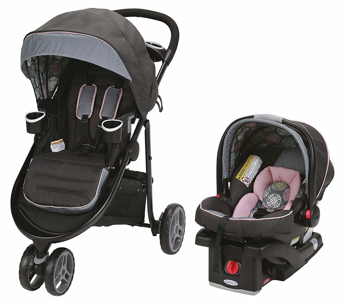 Graco Modes Addison System Coche + Silla Carro Porta Bebe - $ 1.479 ...