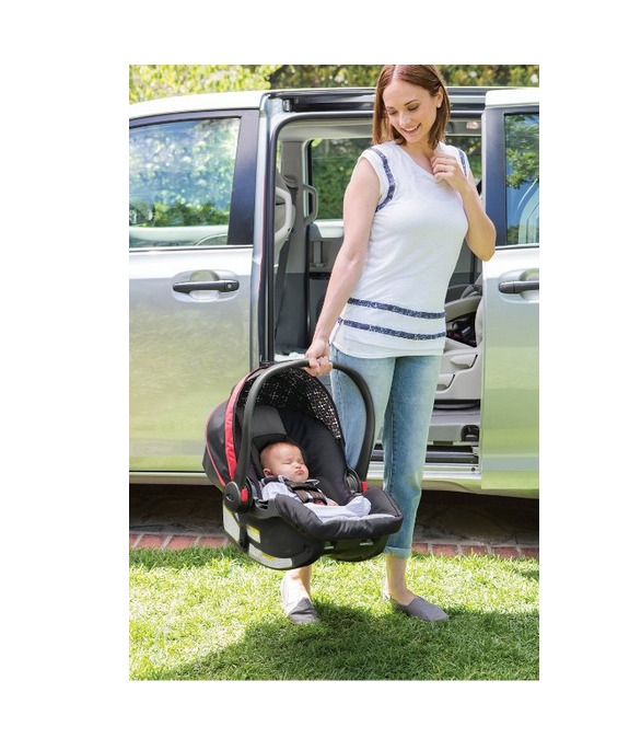 Graco snugride 30 lx marco silla carro porta bebe 599 for Silla antireflujo