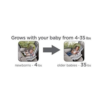 graco snugride haga clic en conectar 35 asiento infantil par