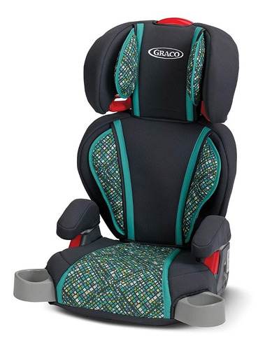 graco turbobooster highback mosaic silla booster carro