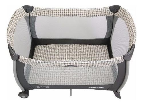 graco twin bassinet vance cuna corral doble gemelos bebé