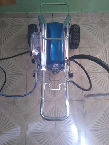 graco ultra max    695 lo boy airless sprayadora.