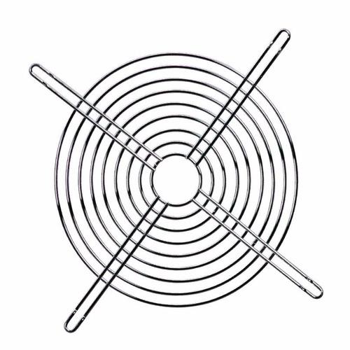 grade cromada microventilador - 120 mm