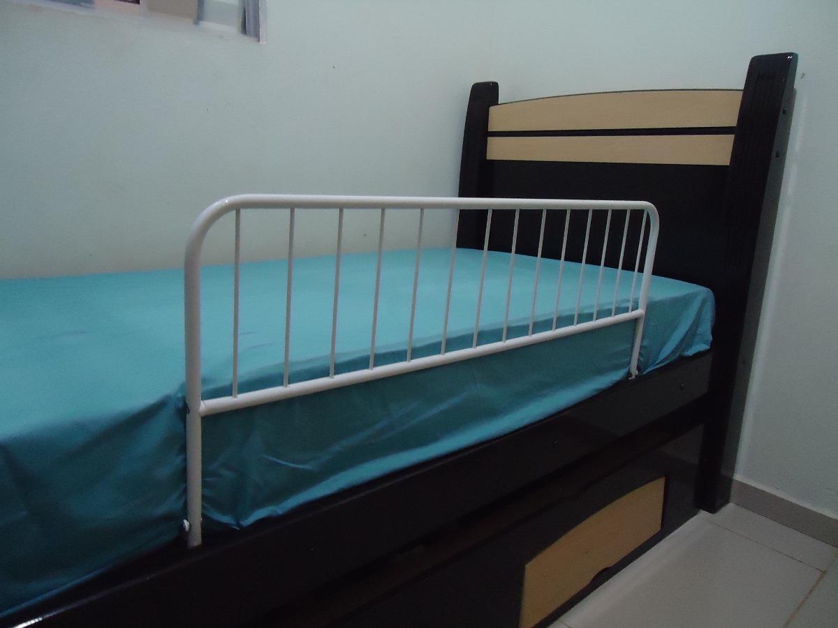 ddee3e211 Grade De Proteção segurança P cama- Bebês idosos Kit 02 Gdes - R  80 ...