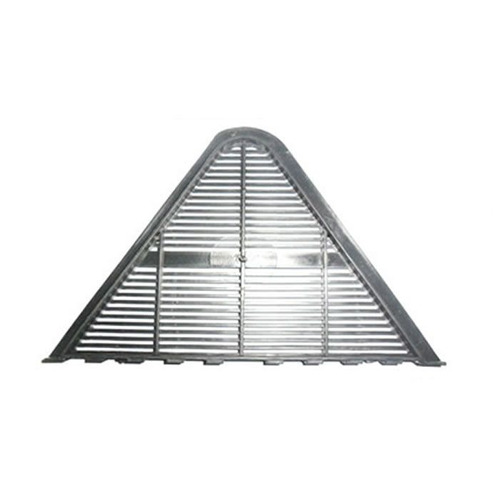 grade de ventilação canaletão canalete 44 kit 50 peça(s)