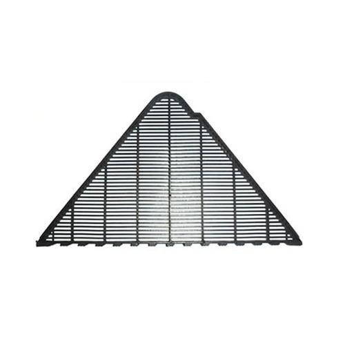 grade de ventilação canaletão canalete 90 kit 200 peça(s)