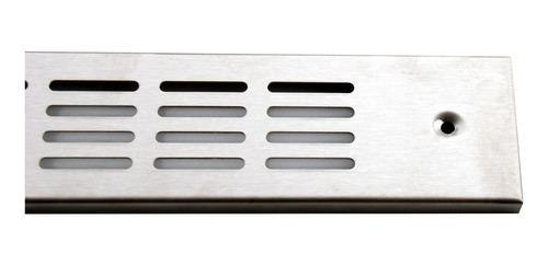grade de ventilação safanelli para forno de embutir inox