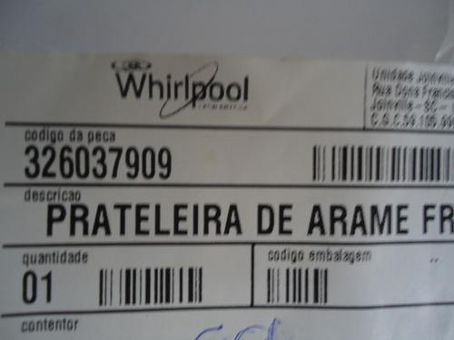grade do frezer refrigerador consul original 326037909