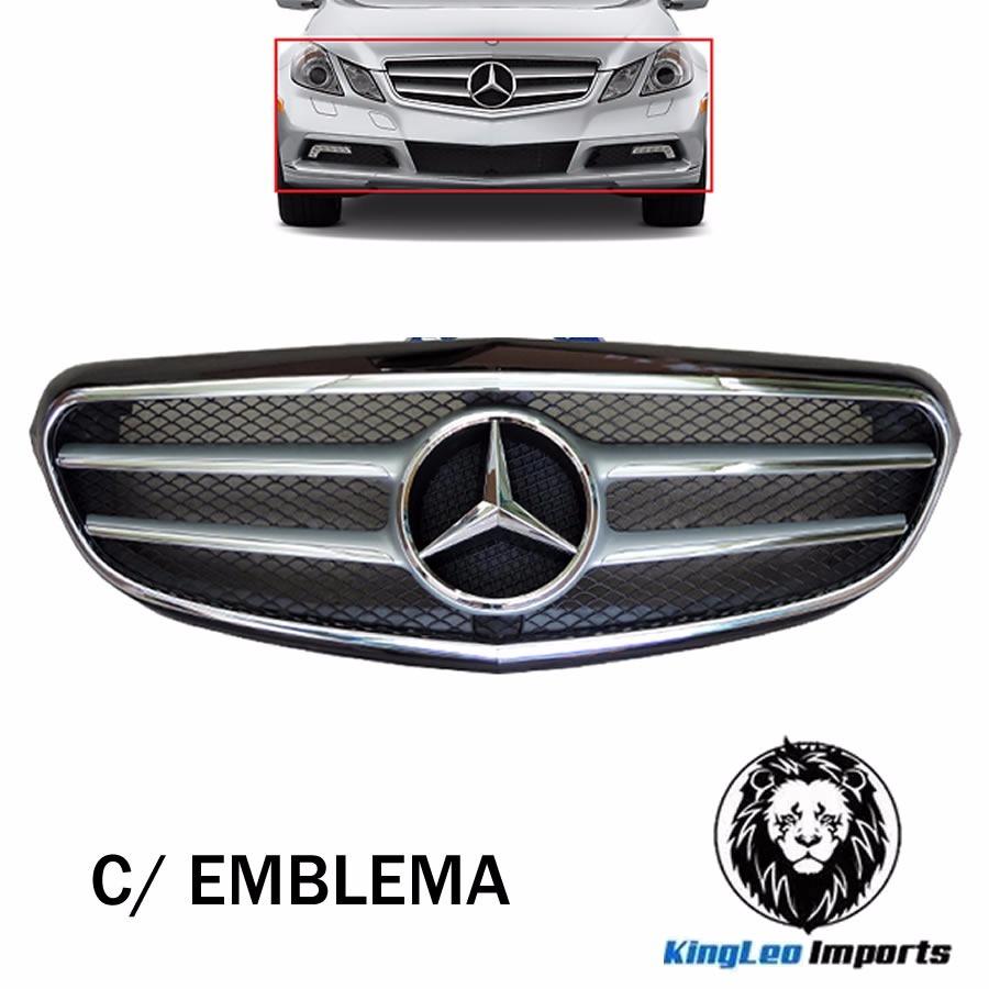 Mercedes Benz E550 Amg: Grade Frontal Mercedes-benz E350 E500 E550 Amg E400 S
