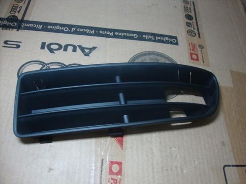 grade lado esquerdo para choque bora 2000 a 2007 original vw
