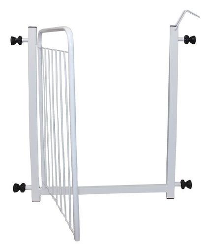 grade porta bebê e pets de 71cm até 84cm direto da fabrica
