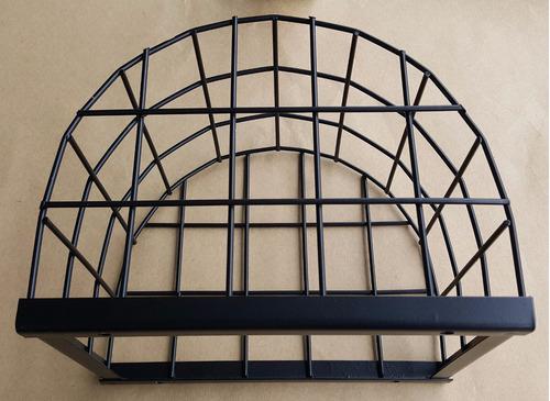 grade proteção gaiola cftv preta externo aço câmera com 1