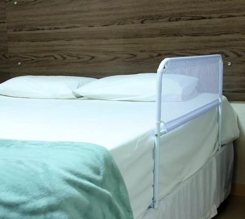 grade proteção p/ cama box ou normal kit com 02 grades 90x54